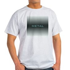 Metal square T-Shirt