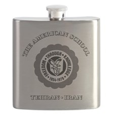 TASBlackTeddyBear Flask