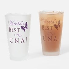 Butterfly_CNA Drinking Glass