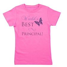 Butterfly_Principal Girl's Tee