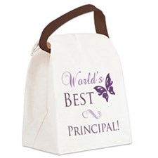 Butterfly_Principal Canvas Lunch Bag
