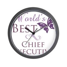Butterfly_ChiefExecutive Wall Clock