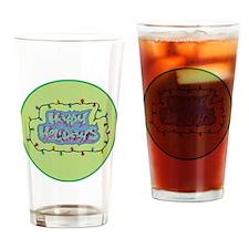 Holiday Burner Drinking Glass