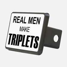 real men triplets Hitch Cover