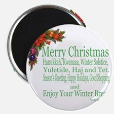 Merry_Christmas_PRETTY Magnet