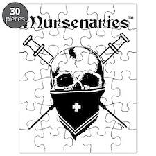 MursenariesBlackonWhitePNGforCP Puzzle