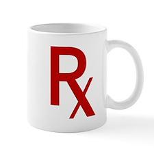 Red Rx Mugs