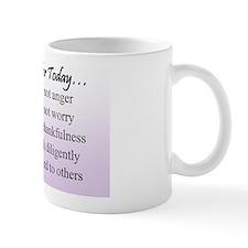Reiki_Precepts Mug