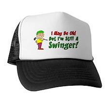 Still Swinger Golf Mug Trucker Hat