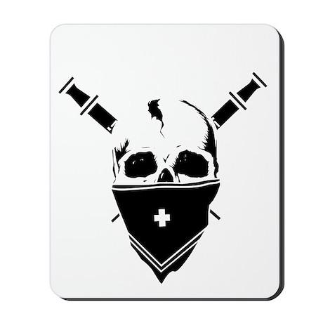 MursenariesWhitePNGforCP Mousepad