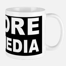 ANTI OBAMA IGNOR THE MEDIADBUMP Mug