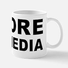 ANTI OBAMA IGNOR THE MEDIADBUMPL Mug
