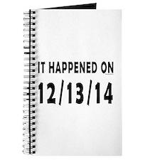 12/13/14 Journal