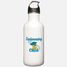 Swimming Chick #3 Water Bottle