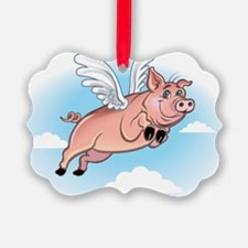 flying_pig_fly Ornament