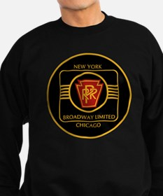 Pennsylvania Railroad, Broadway  Sweatshirt