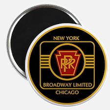 Pennsylvania Railroad, Broadway limited Magnet