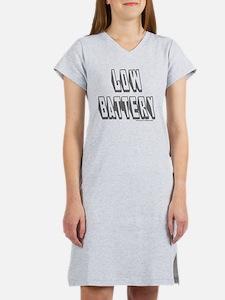 LowBattery Women's Nightshirt