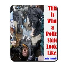 policestate Mousepad