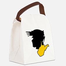COALMAN1 Canvas Lunch Bag