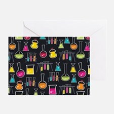 science_lab_toiletry Greeting Card