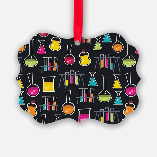 science_lab_toiletry Ornament