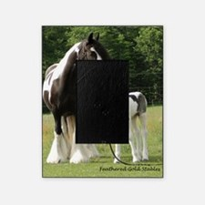 Dated with foal final Picture Frame