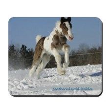 Rosie ready Mousepad