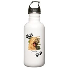blanket-wildeshots-doo Water Bottle