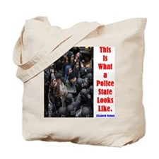 policestate02 Tote Bag