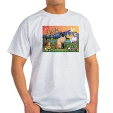 Siamese (1) in Fantasy Land T-Shirt