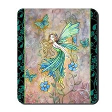 enchanted garden journal cp Mousepad