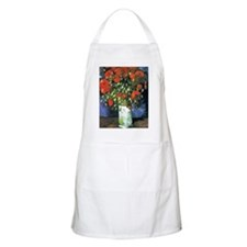 K/N VG Red Poppies Apron