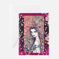 chloris journal Greeting Card