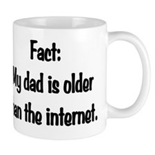 Dad_Older_Internet Mug