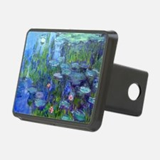 Laptop Monet WLilies Hitch Cover
