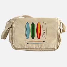 Surfboards Messenger Bag
