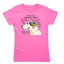 ylabbrain Girl's Tee