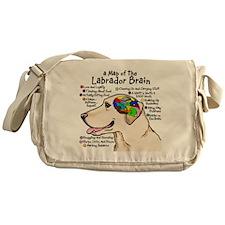 ylabbrain Messenger Bag