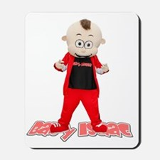 Baby Isaac Stand up Mousepad