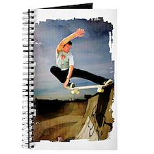 Skateboarding the Wall Edges Journal