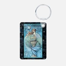 jade moon journal Keychains