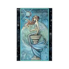 jade moon journal Rectangle Magnet