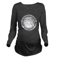 Jacksonville Florida Long Sleeve Maternity T-Shirt