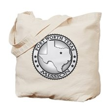 Fort Worth Texas LDS Mission Tote Bag