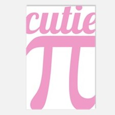 Cutie Pi 2 Postcards (Package of 8)