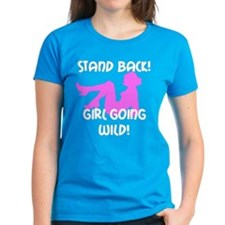 Funny Girl gone wild Tee