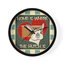 homehutch Wall Clock