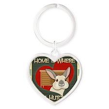 homehutch Heart Keychain