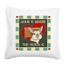 homehutch Square Canvas Pillow